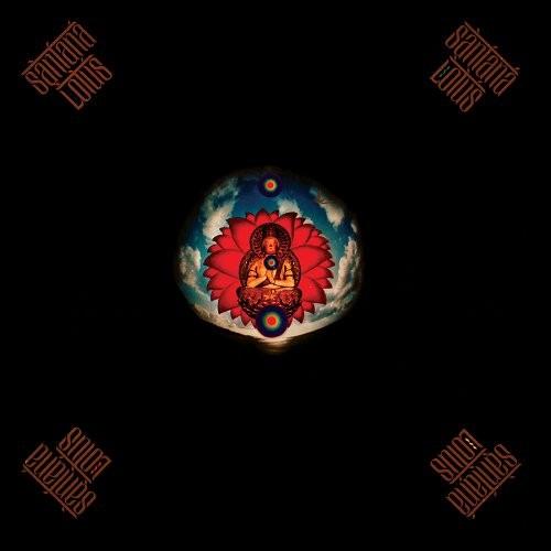 Santana -  Lotus  3XLP