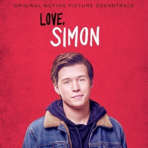 Soundtrack -  Love, Simon Vinyl LP