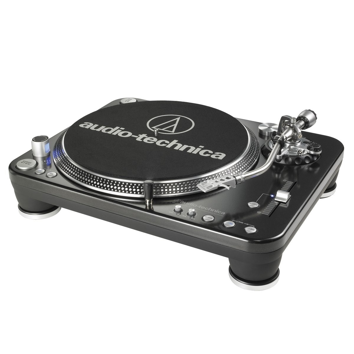 Audio Technica - LP-1240-USB Pro DJ Turntable