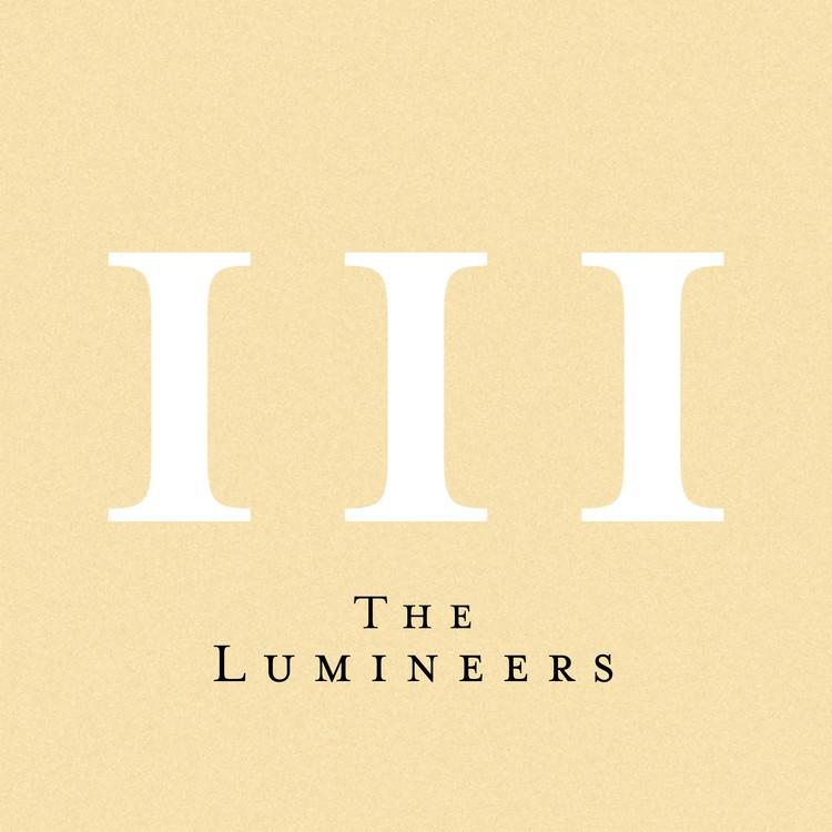 The Lumineers - III 2XLP Vinyl