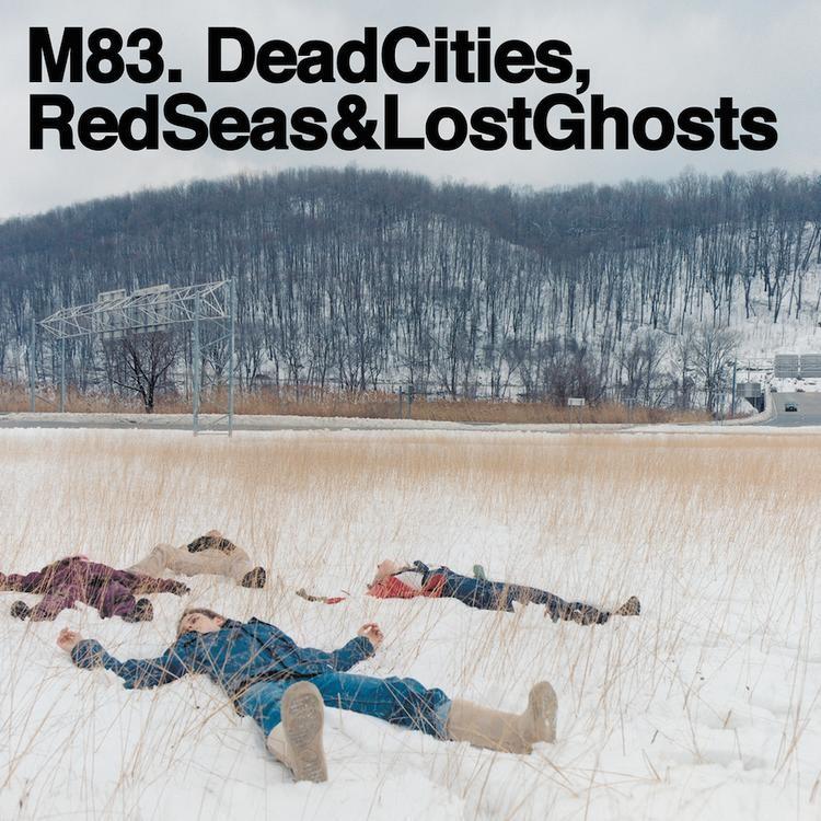 M83 - Dead Cities, Red Seas & Lost Ghosts 2XLP