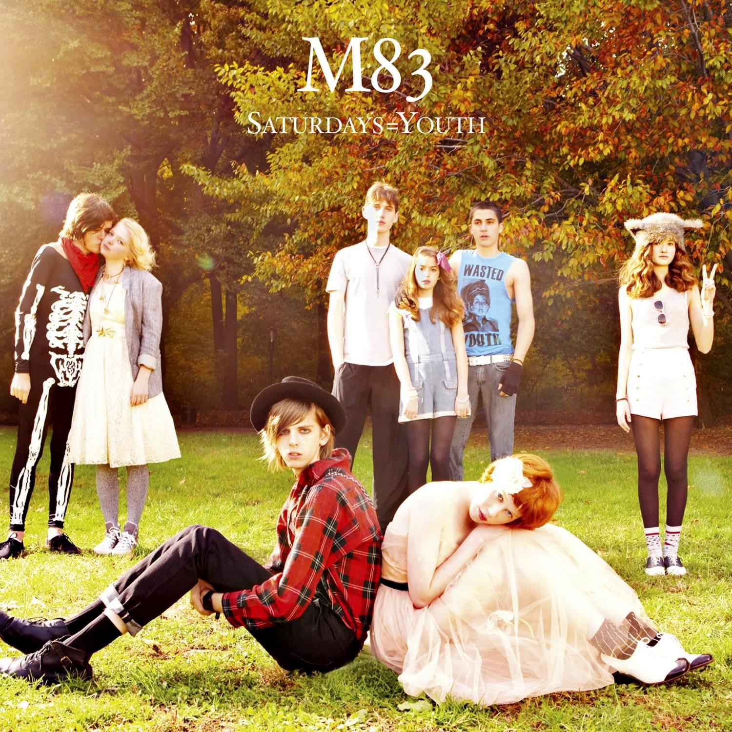 M83 - Saturdays = Youth 2XLP