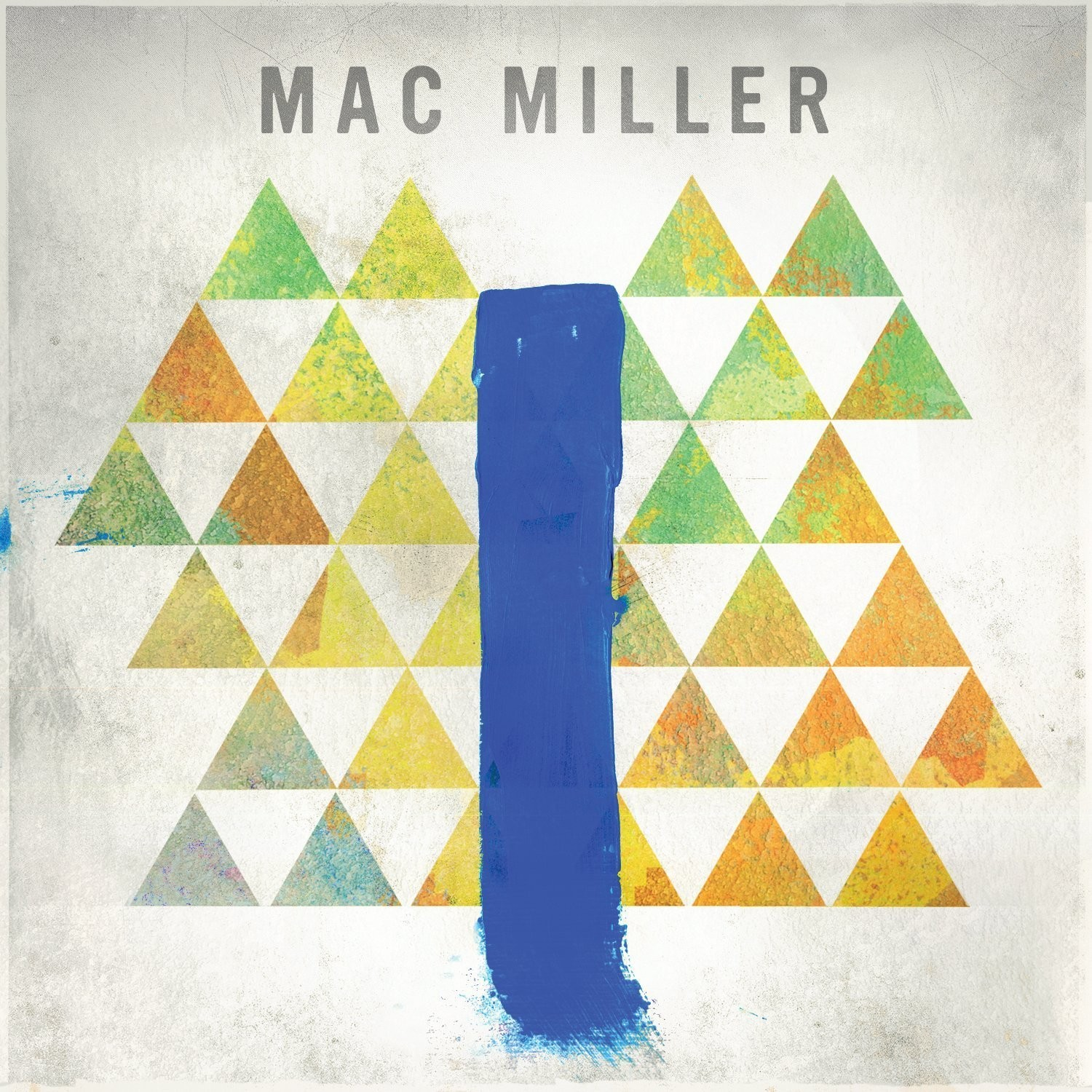 Mac Miller - Blue Slide Park 2XLP