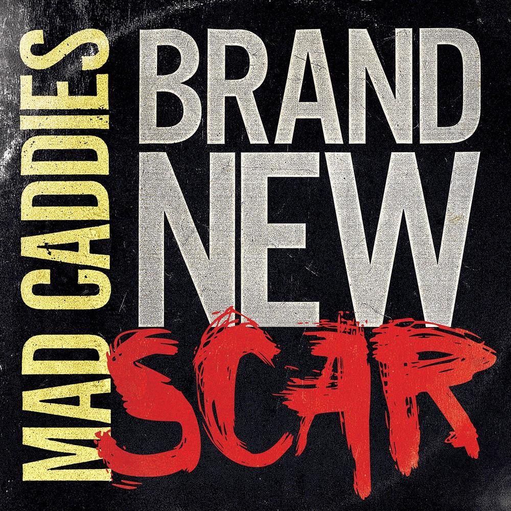 "Mad Caddies - Brand New Scar 7"""