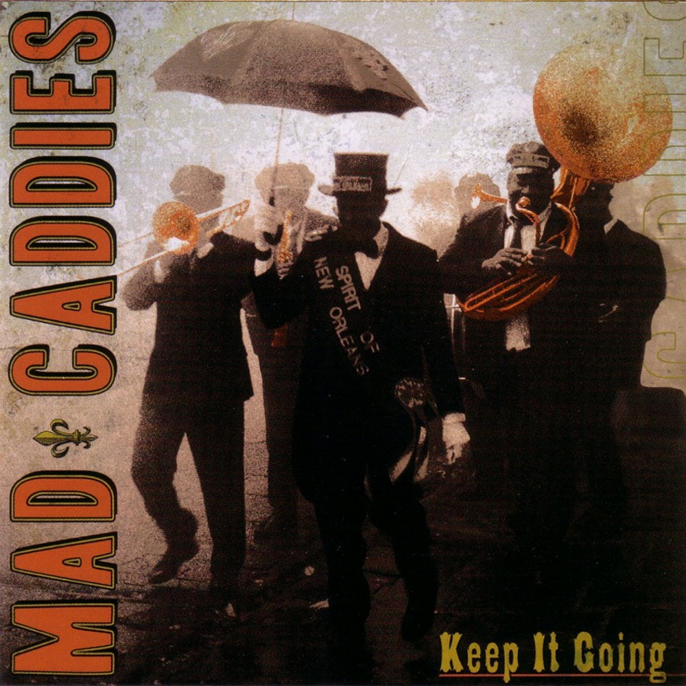 Mad Caddies - Keep It Going LP