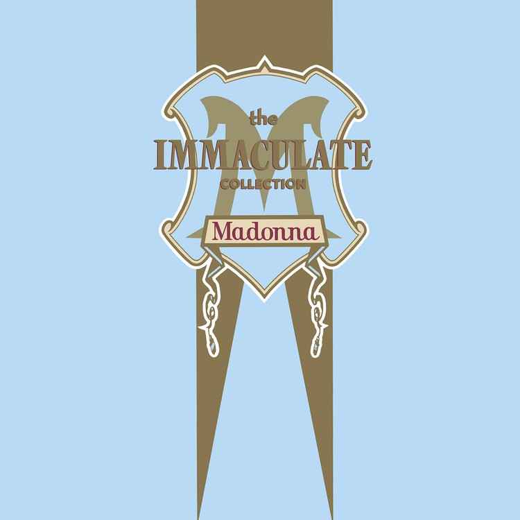 Madonna - The Immaculate Collection 2XLP vinyl
