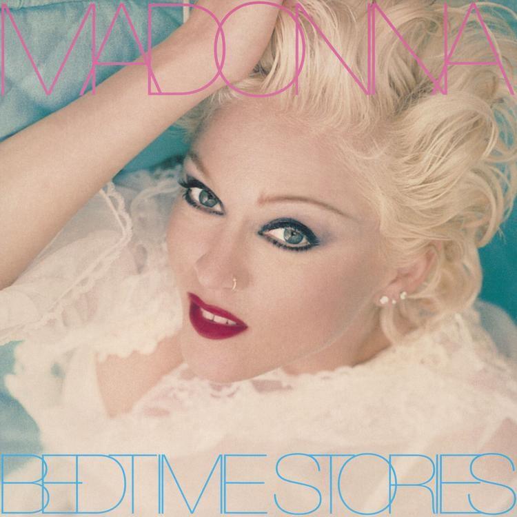Madonna - Bedtime Stories LP