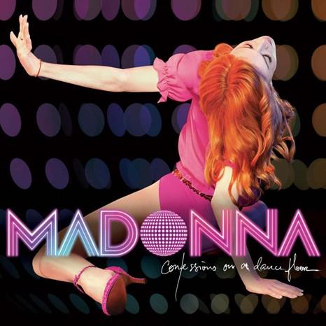 Madonna - Confessions On A Dance Floor 2XLP
