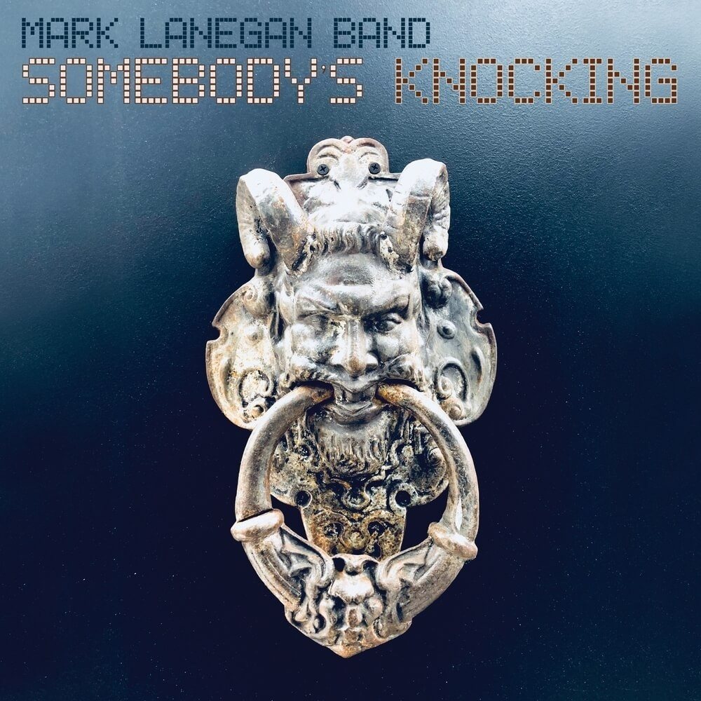 Mark Lanegan - Somebody's Knocking (Pink) LP