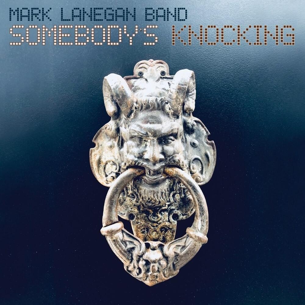 Mark Lanegan - Somebody's Knocking (Pink) LP