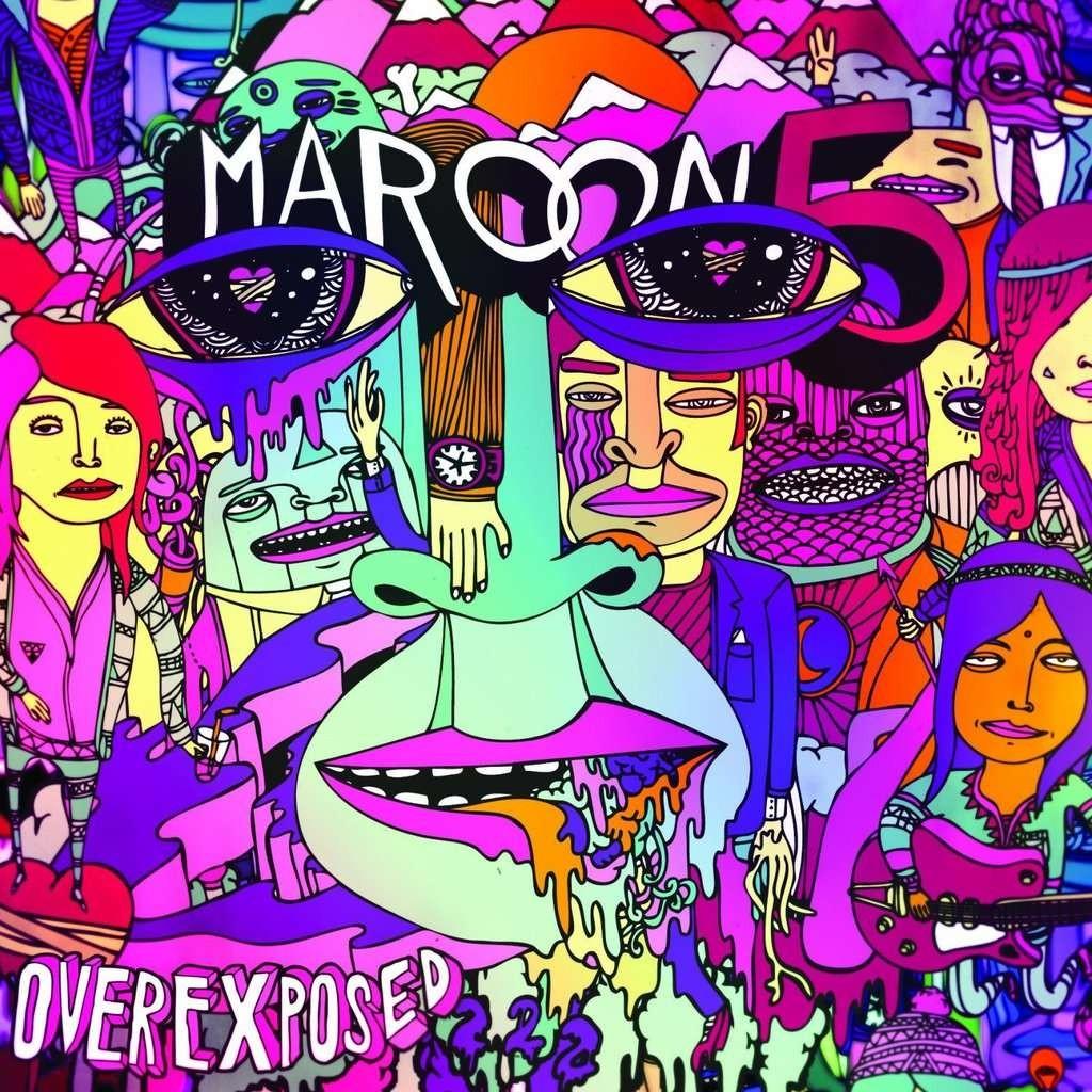 Maroon 5 - Overexposed LP