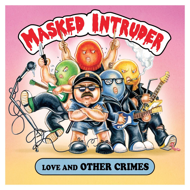Masked Intruder - Love and Other Crimes LP