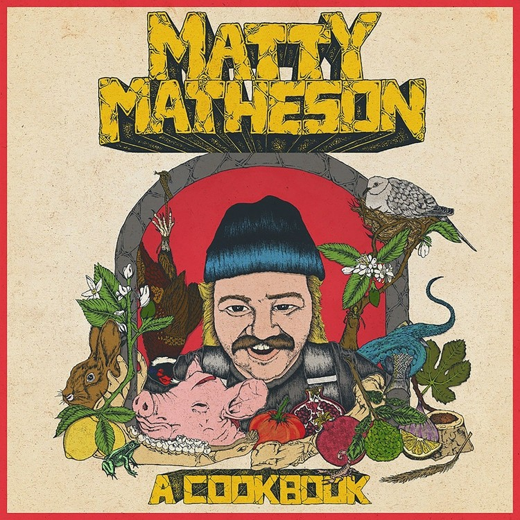 Matty Matheson - A Cookbook (Bone Colored) Vinyl LP