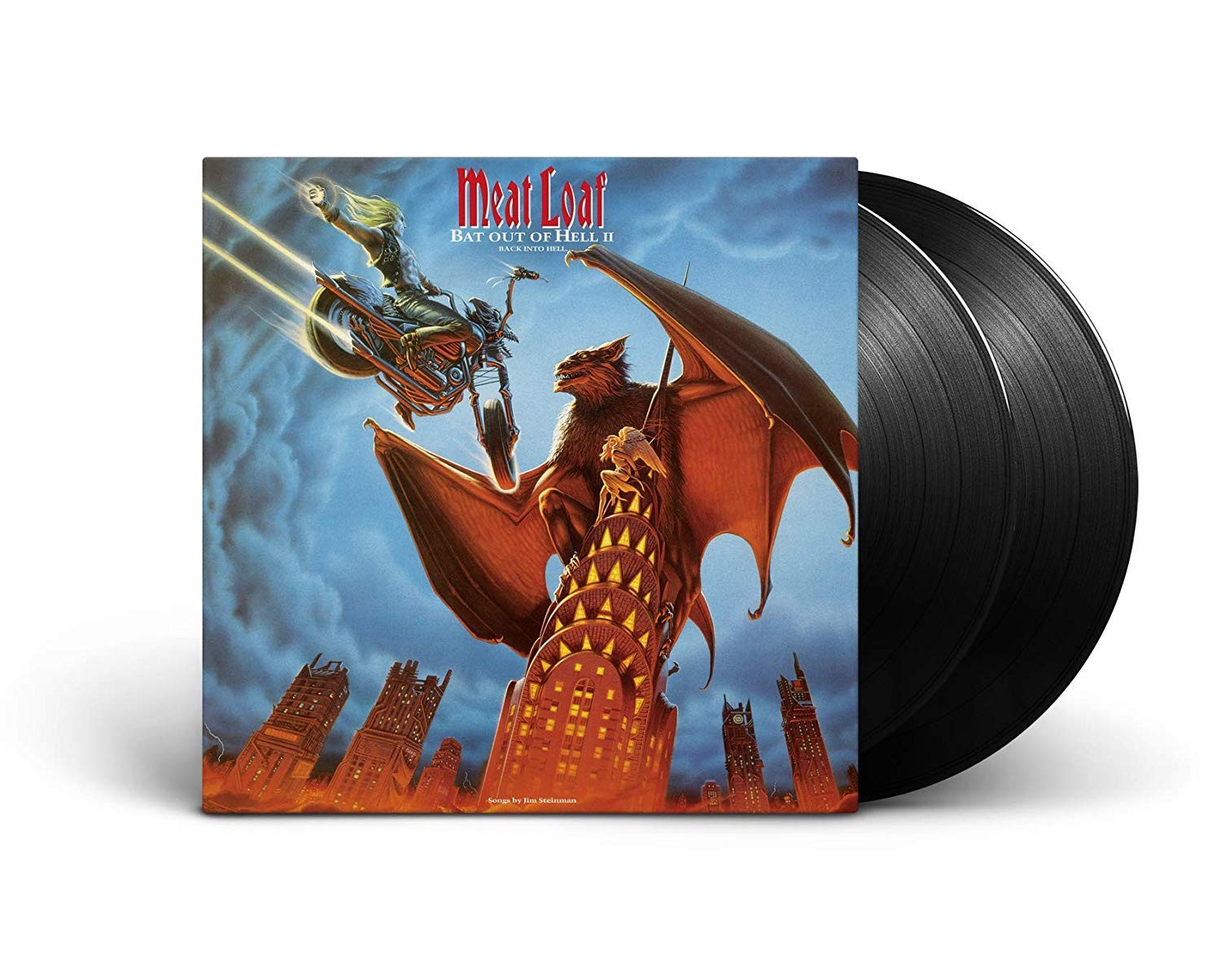 Meat Loaf - Bat Out Of Hell II: Back Into Hell Vinyl LP