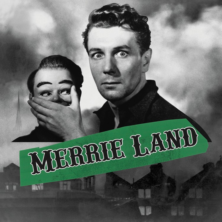 The Good, The Bad & The Queen - Merrie Land (Deluxe) Boxset
