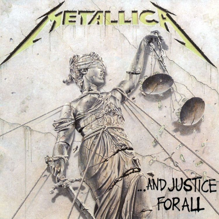 Metallica - ...and Justice For All 2XLP