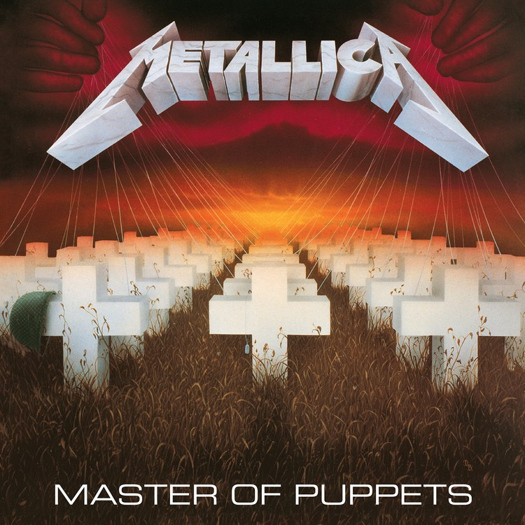 Metallica - Master Of Puppets (Remastered) Vinyl LP