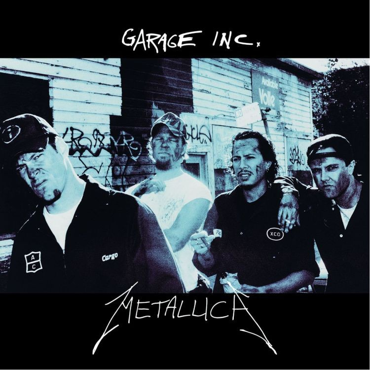 Metallica - Garage, Inc. 3XLP