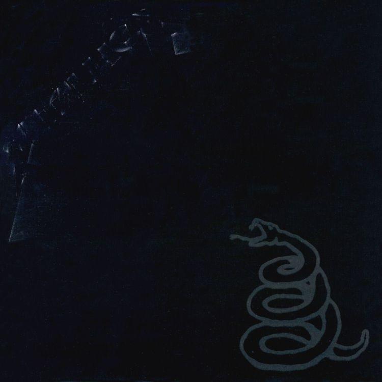 Metallica - Metallica 2XLP