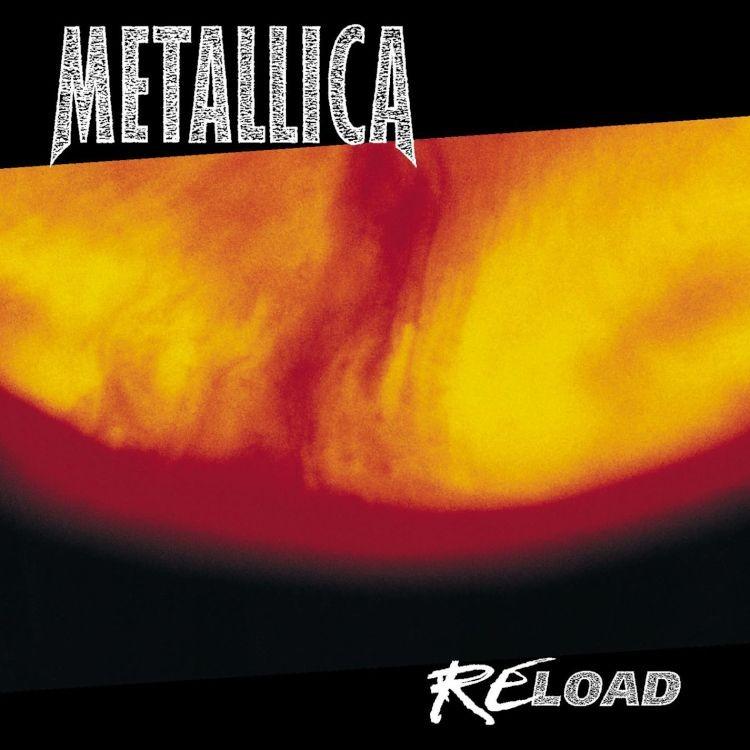 Metallica - Reload 2XLP