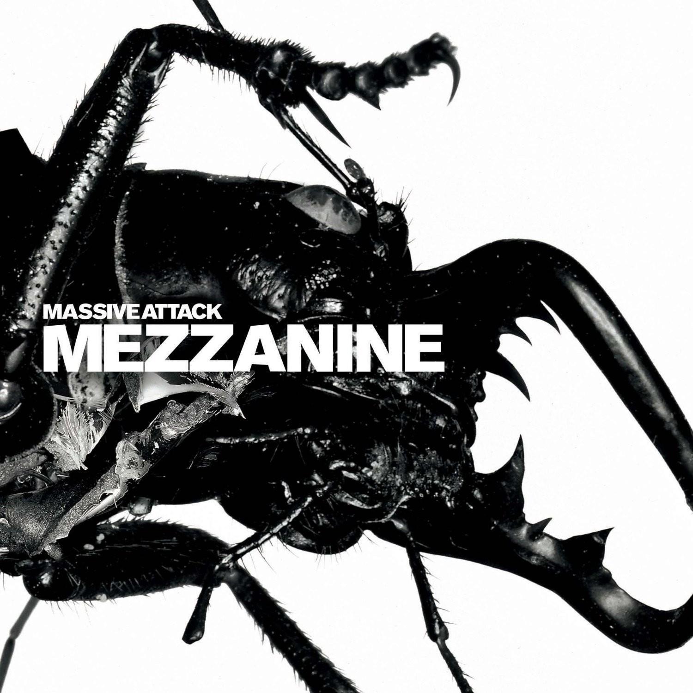 Massive Attack - Mezzanine Super Deluxe 3XLP vinyl