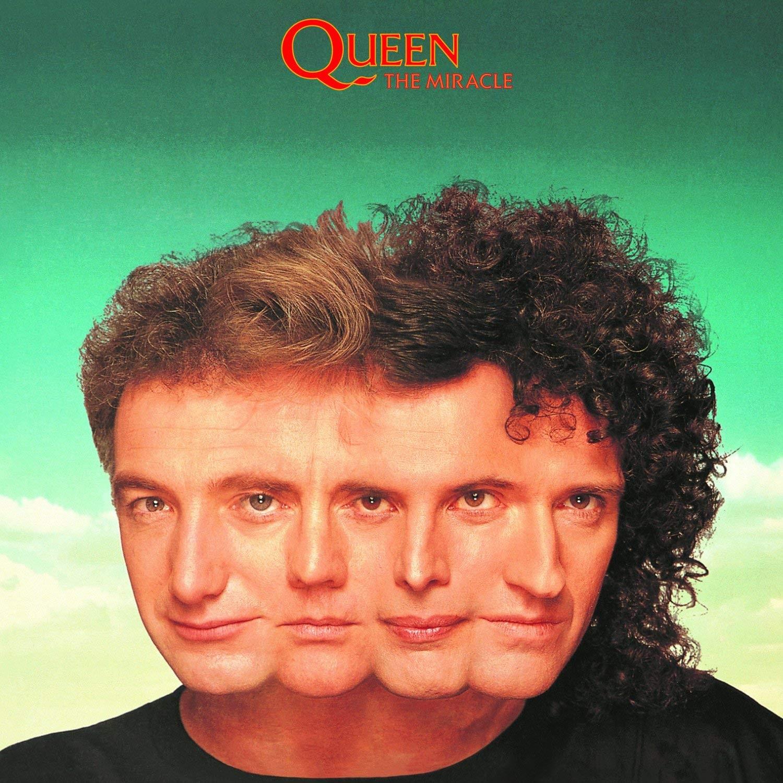 Queen - The Miracle 2XLP vinyl