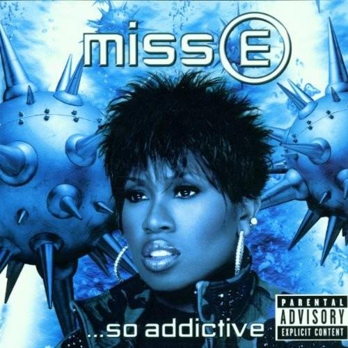 Missy Elliott - Miss E...So Addictive 2XLP