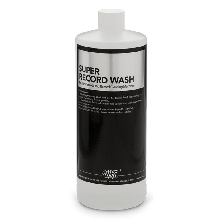Mobile Fidelity Super Record Wash (32 oz)