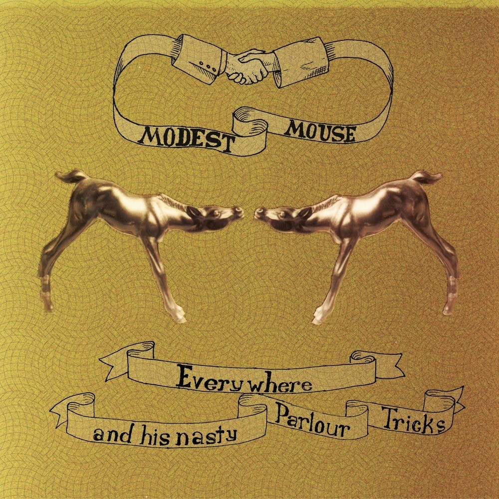 Modest Mouse - Everywhere and His Nasty Parlor Tricks LP