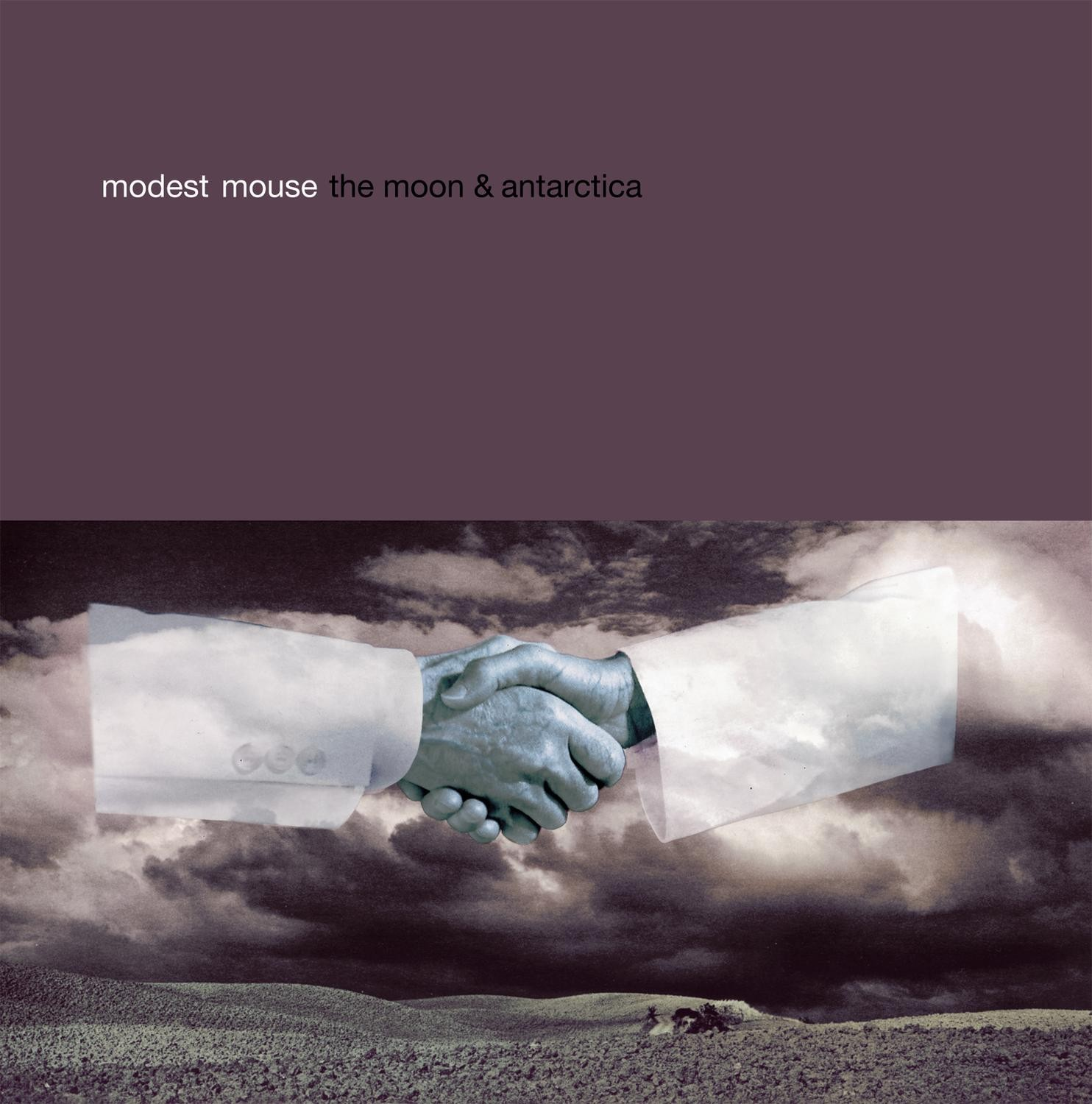 Modest Mouse - The Moon And Antarctica 2XLP