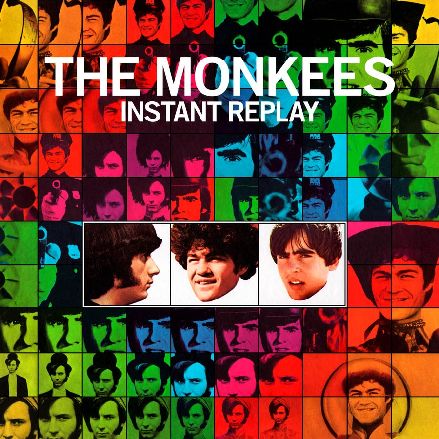 The Monkees - Instant Replay LP