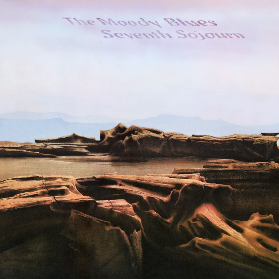 Moody Blues - Seventh Sojourn LP