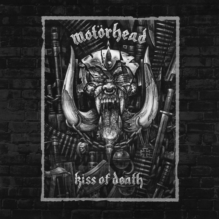 Motörhead - Kiss Of Death Vinyl LP