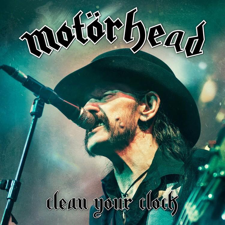 Motörhead - Clean Your Clock 2XLP
