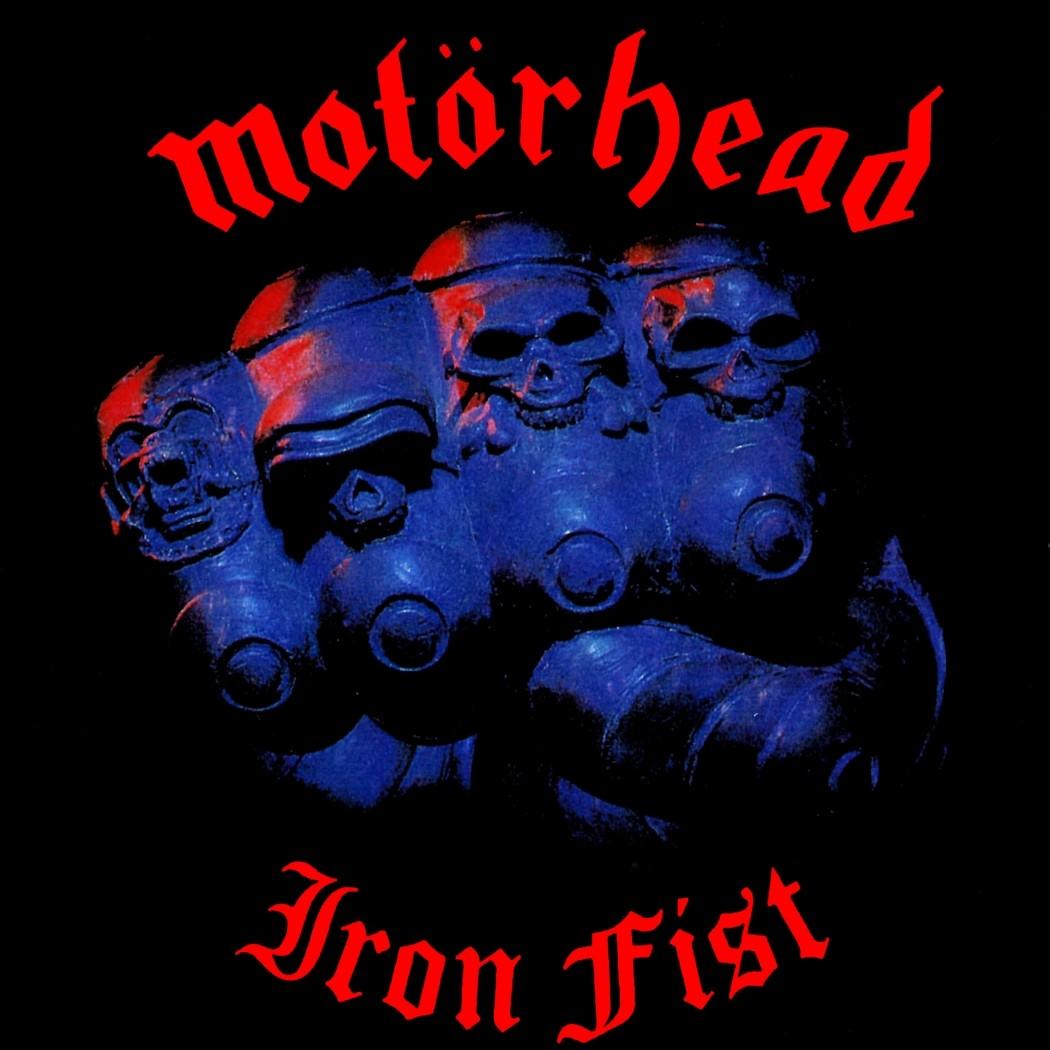 Motörhead - Iron Fist LP