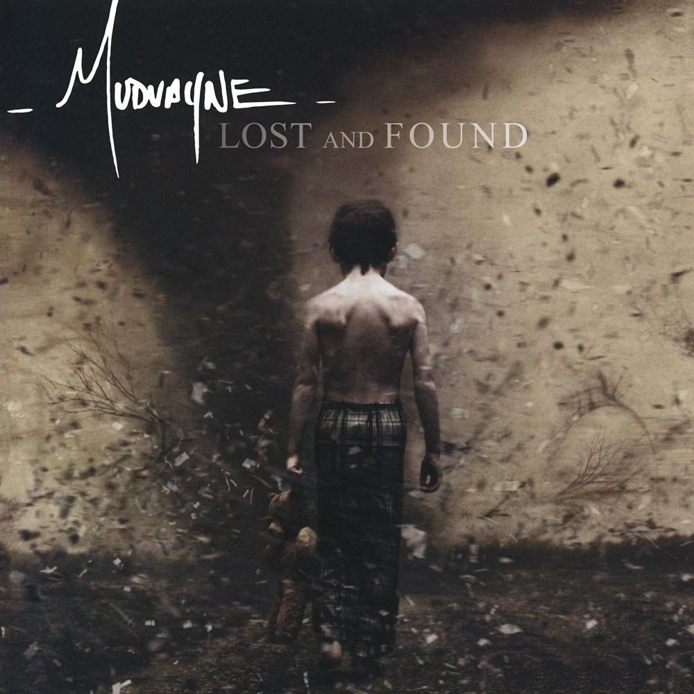Mudvayne - Lost And Found (Clear W/ Black Smoke) 2XLP
