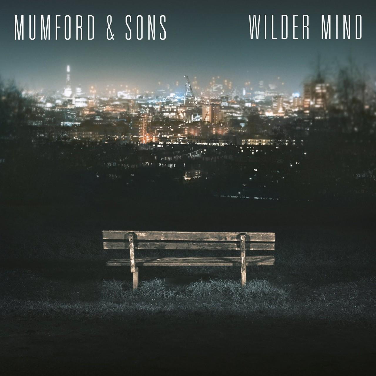 Mumford & Sons - Wilder Mind 2XLP
