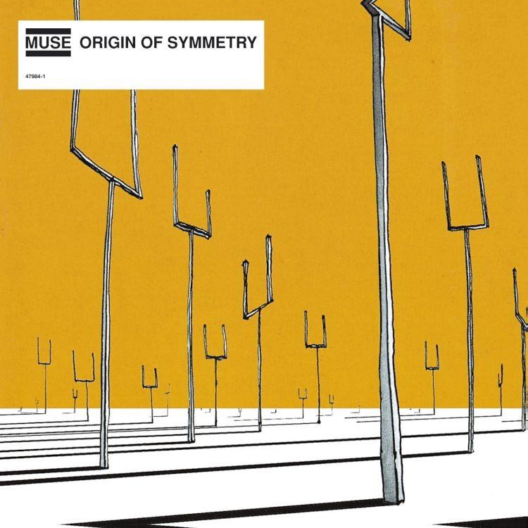 Muse - Origin Of Symmetry 2XLP