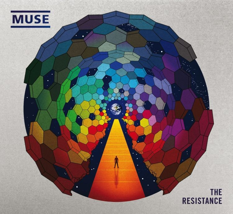 Muse - The Resistance 2XLP
