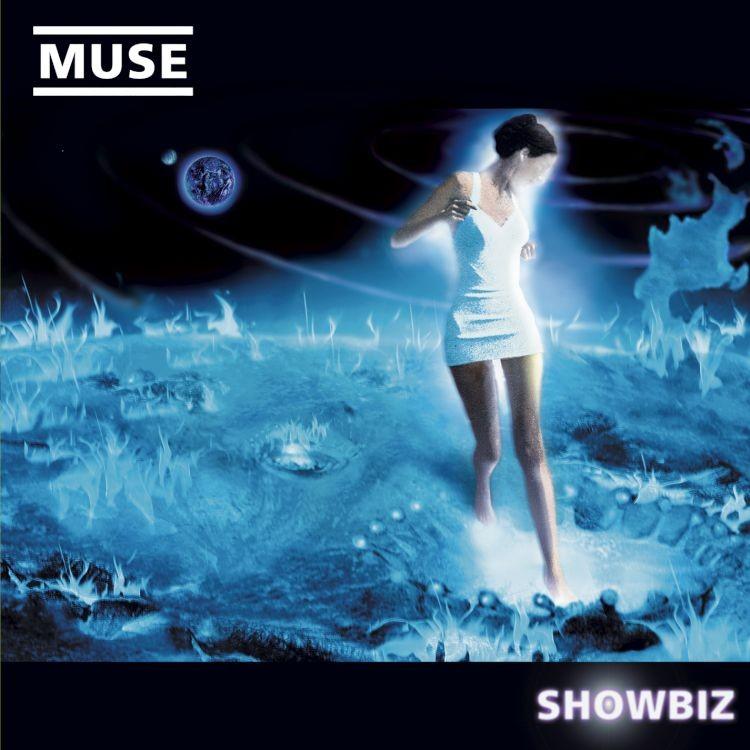 Muse - Showbiz 2XLP