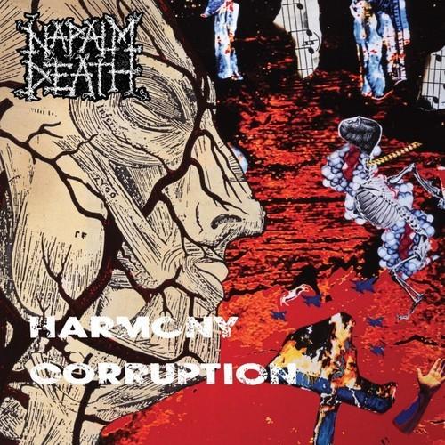 Napalm Death - Harmony Corruption Vinyl LP