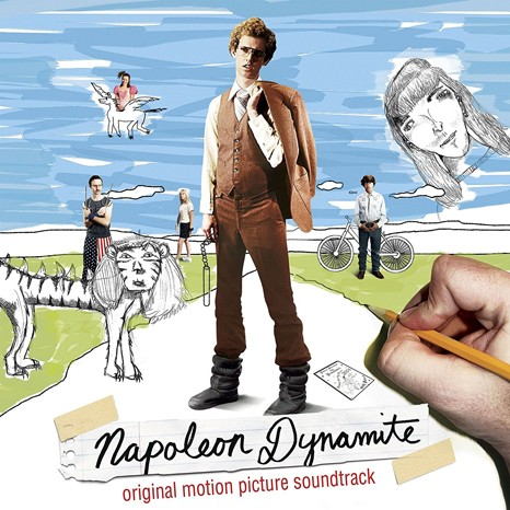Various Artists - Napoleon Dynamite 2XLP Vinyl