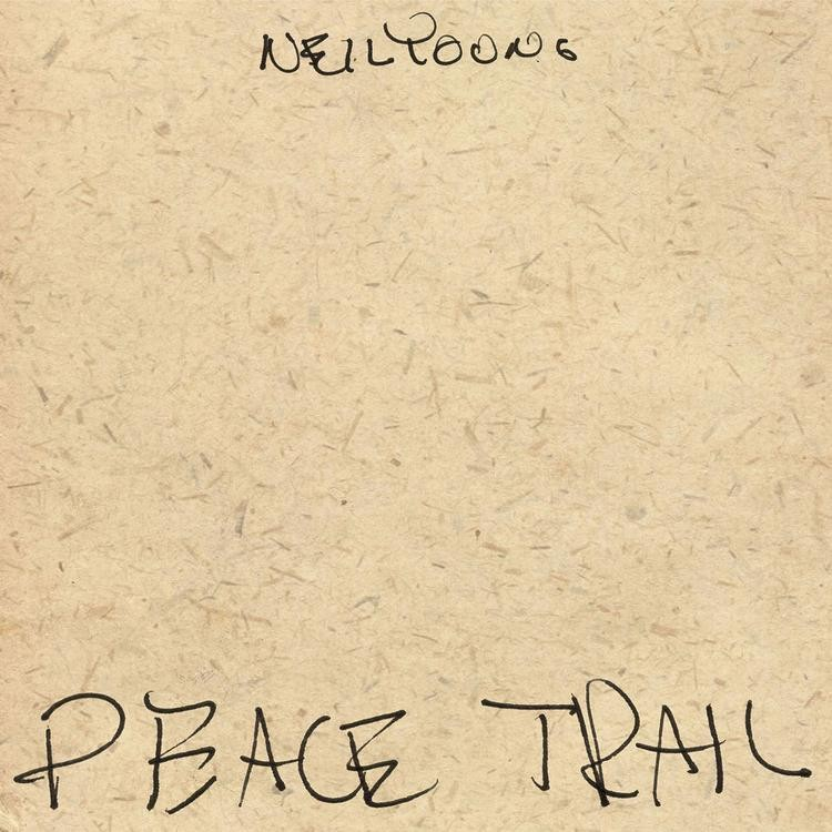 Neil Young - Peace Trail LP