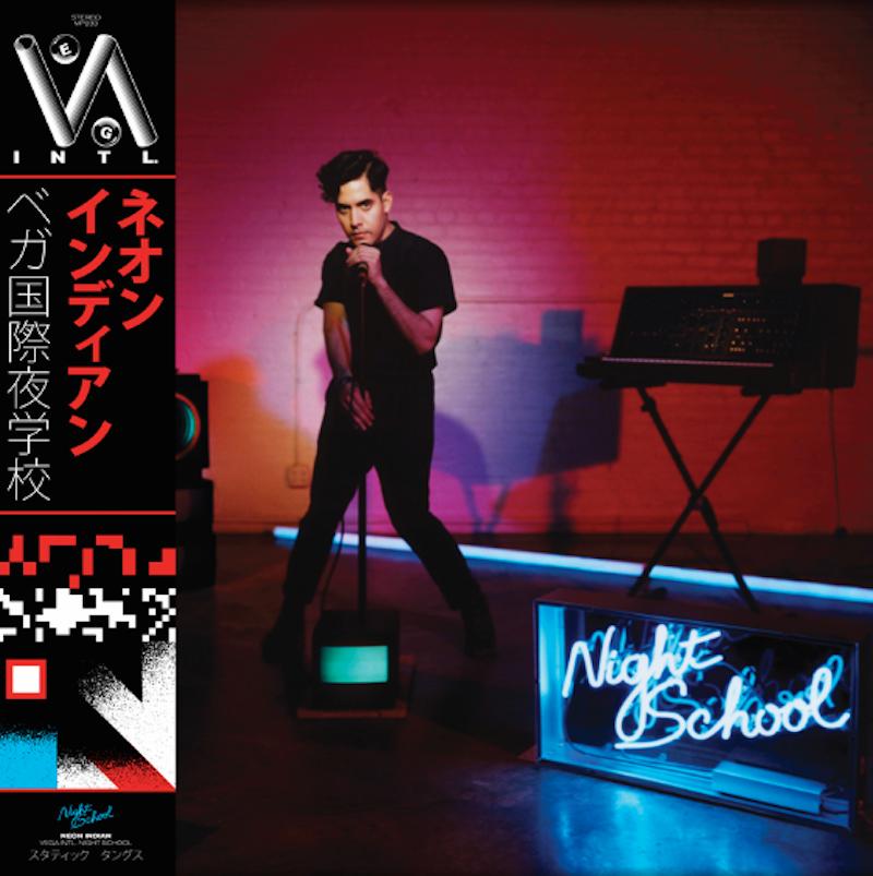 Neon Indian - Vega Intl. Night School LP