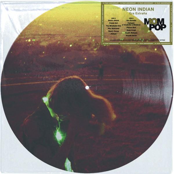 Neon Indian - Era Extraña (Picture Disc) Vinyl LP