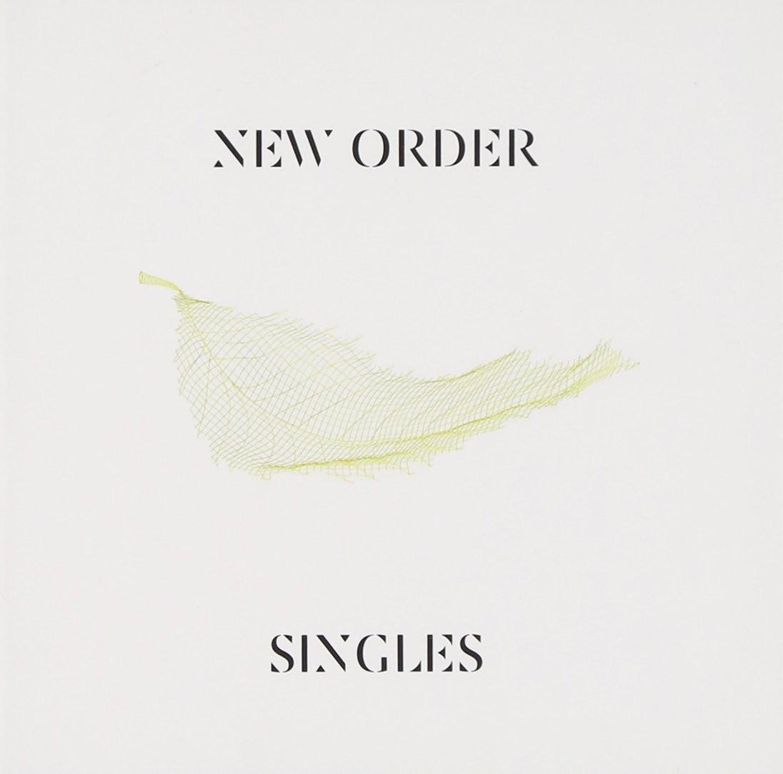 New Order - Singles 4XLP