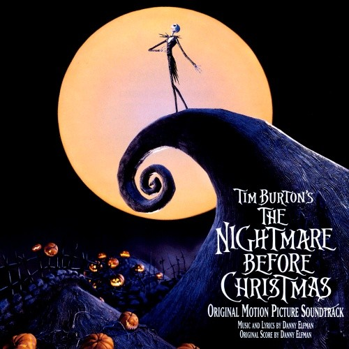 Soundtrack - The Nightmare Before Christmas 2XLP