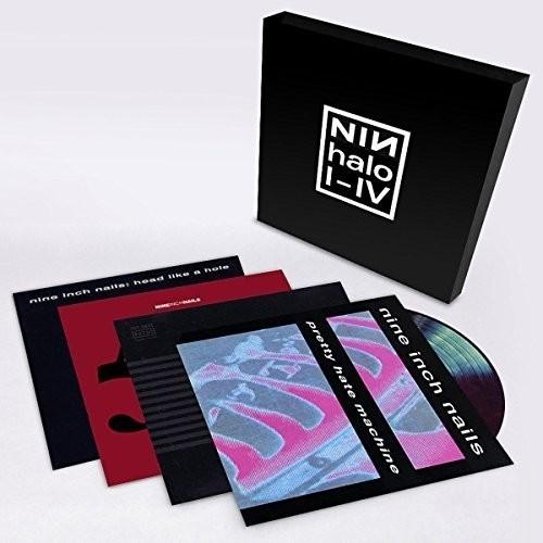Nine Inch Nails - Halo I-IV (Import) 4XLP