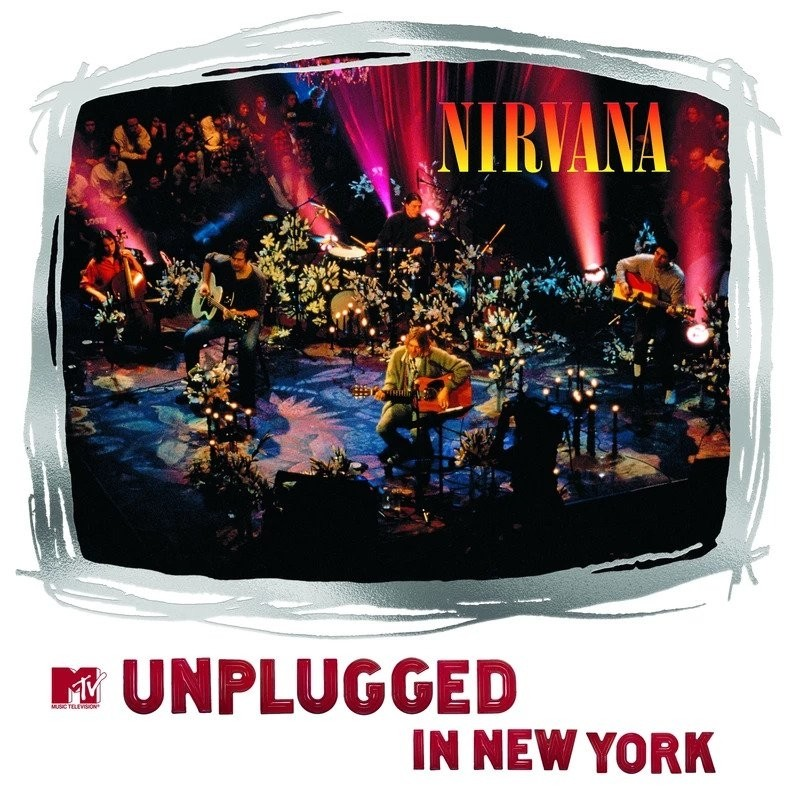 Nirvana - MTV Unplugged In New York (25th Anniversary) 2XLP
