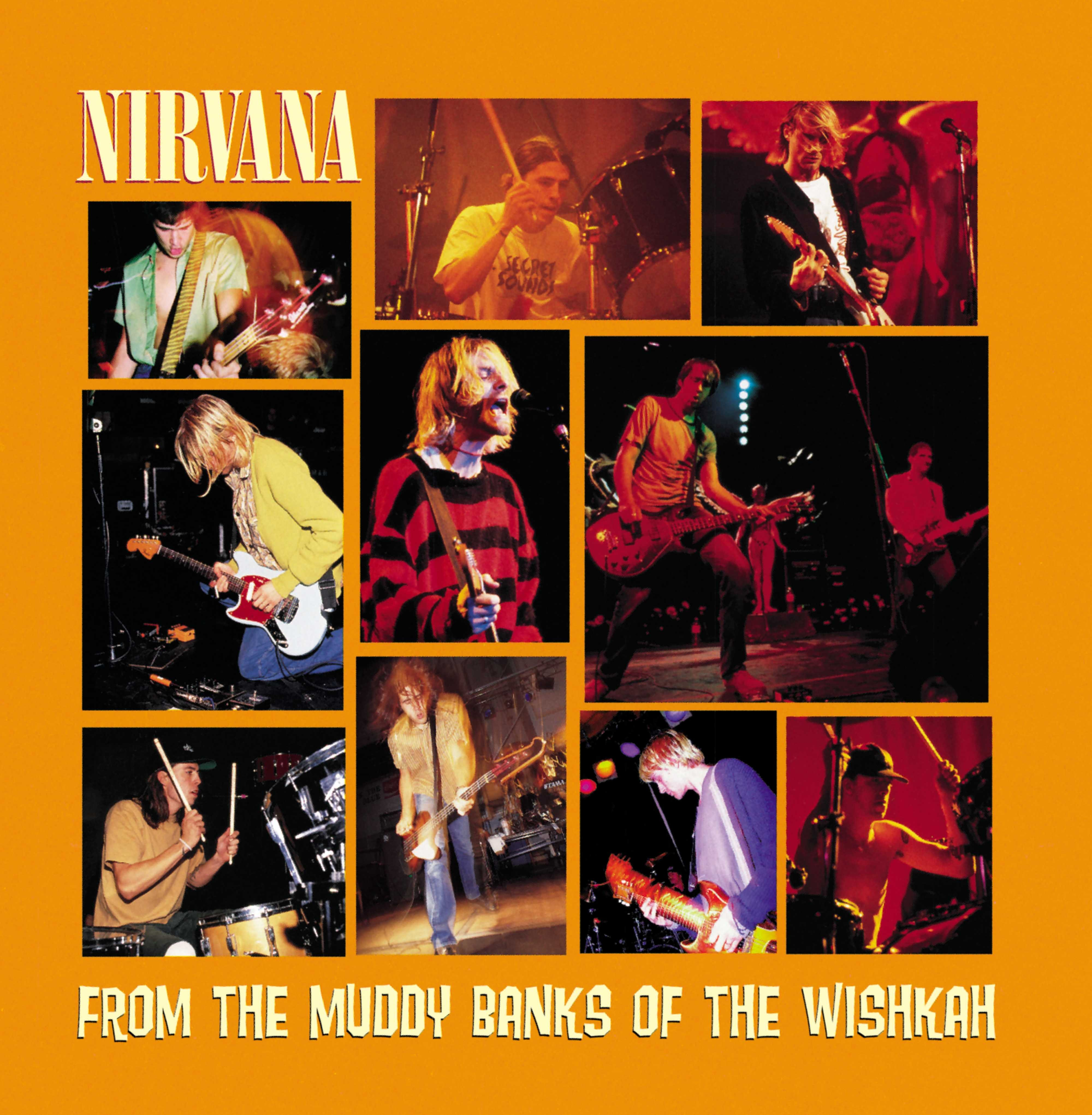 Nirvana - From the Muddy Banks of the Wishkah 2XLP